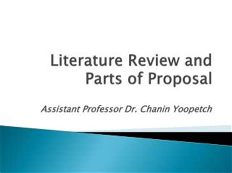 Parts of a Research Proposal - 2853 Words Bartleby